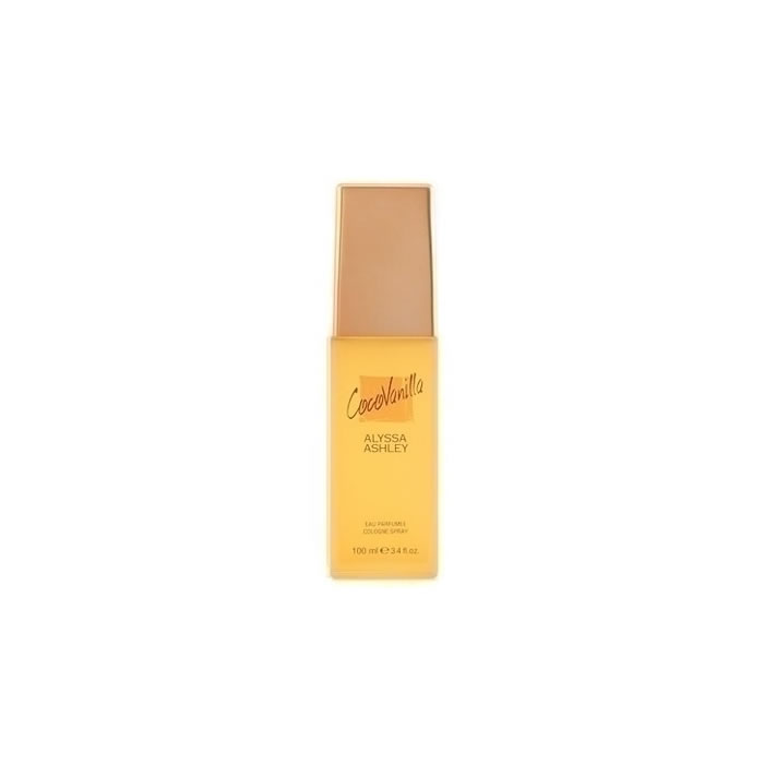 Alyssa Ashley Coco Vanilla Eau De Cologne Spray 100ml