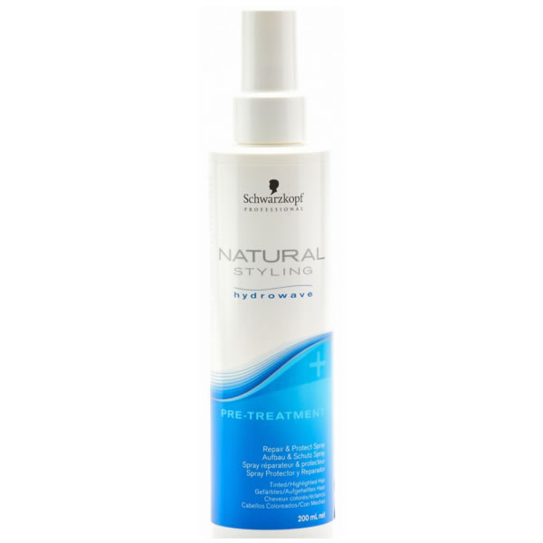 Schwarzkopf Natural Styling Pre Treatment Repair And Protect
