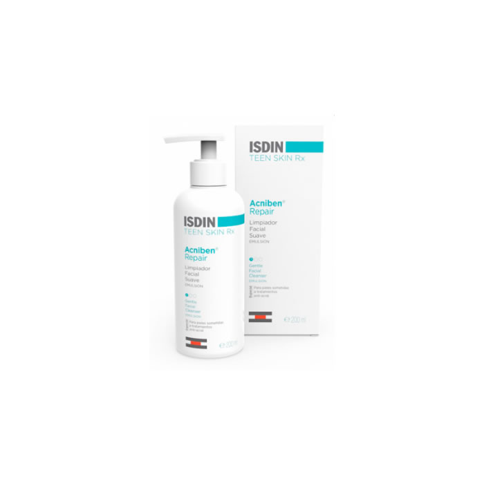 Isdin Acniben Rx Cleansing Emulsion 200ml